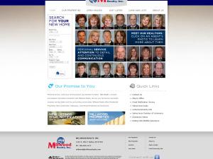 Millwood Realty Website