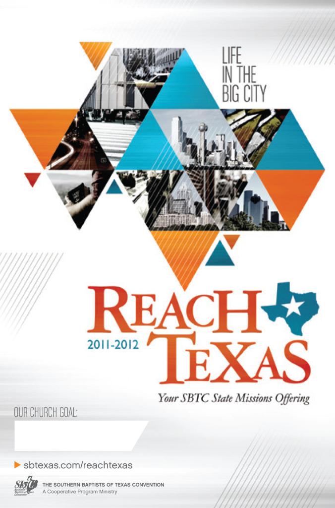Reach Texas 2012