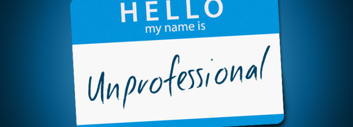 How to Be (Un)Professional on LinkedIn