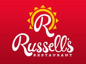 Russell's Restaurant Rebrand